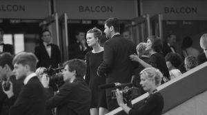 Photographie événementiel N&B - Festival de Cannes 2011 - 04