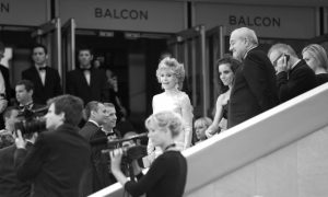 Photographie événementiel N&B - Festival de Cannes 2011 - 09
