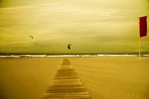 Photographie Fine Art : Kitesurf El Campello 3