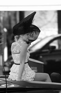 Photographie Evénement Mariage noir et blanc - Cannes