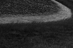 Photographie Nature N&B - Lac noir