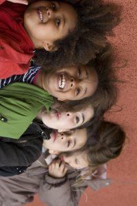 Une photographie -Portrait d'enfants