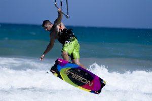 Photographie Sport - KiteSurf à San 2\3