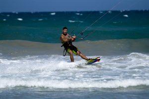 Photographie Sport - KiteSurf à San 3\3