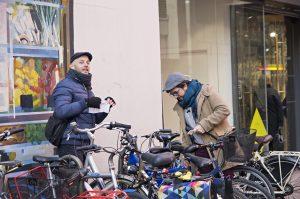 Photographie Street Art - La mobilité urbaine
