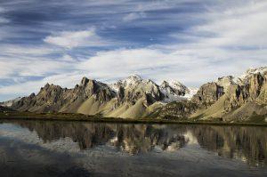 Climat environnement - Photographie nature - Montagne d'altitude - Massif des Cerces