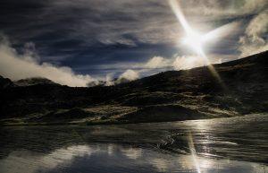 Photographie nature - lac d'altitude du Massif des Cerces