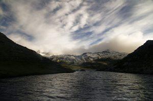Photographie nature - Montagne d'altitude du Massif des Cerces, lac long
