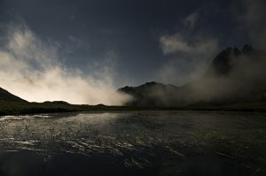 Photographie nature - Montagne d'altitude du Massif des Cerces