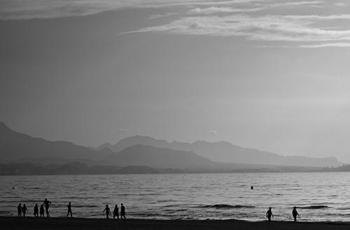 Photographe professionnel - La vie à l'aube sur la Costa Blanca
