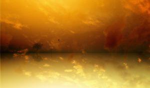 Photographie Fine Art - Équilibre au reflet pastel