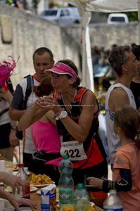 Grand succès pour Florence HOUETTE (Team Passion Course), Une première place sur le 27km.