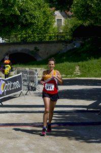 Évènement sportif - Première place pour Elodie ROUSSEL sur le Trail de