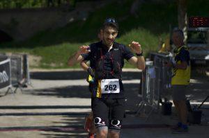 Trail du Grand Luberon - Gwenaël BUSSEUIL, vainqueur du 27km.