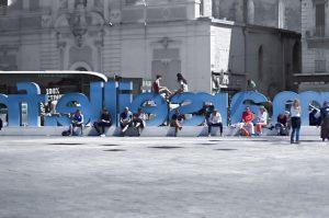 Street Art - Urban vision