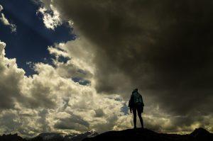 Photographie nature - Trail - Regard sur les Ecrins