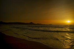 Lumière dorée sur San Juan - Douceur du matin