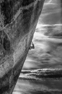 Photographie sport de David-Alexandre Vianey - Sport escalade à Buoux, Choucas 8a+