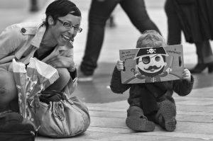 Photographie Street Art - Journée mondiale du bonheur