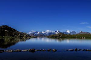 Photographie nature - Les glaciers - Parc des Ecrins