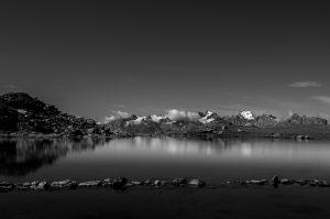 Les glaciers - Parc des Ecrins