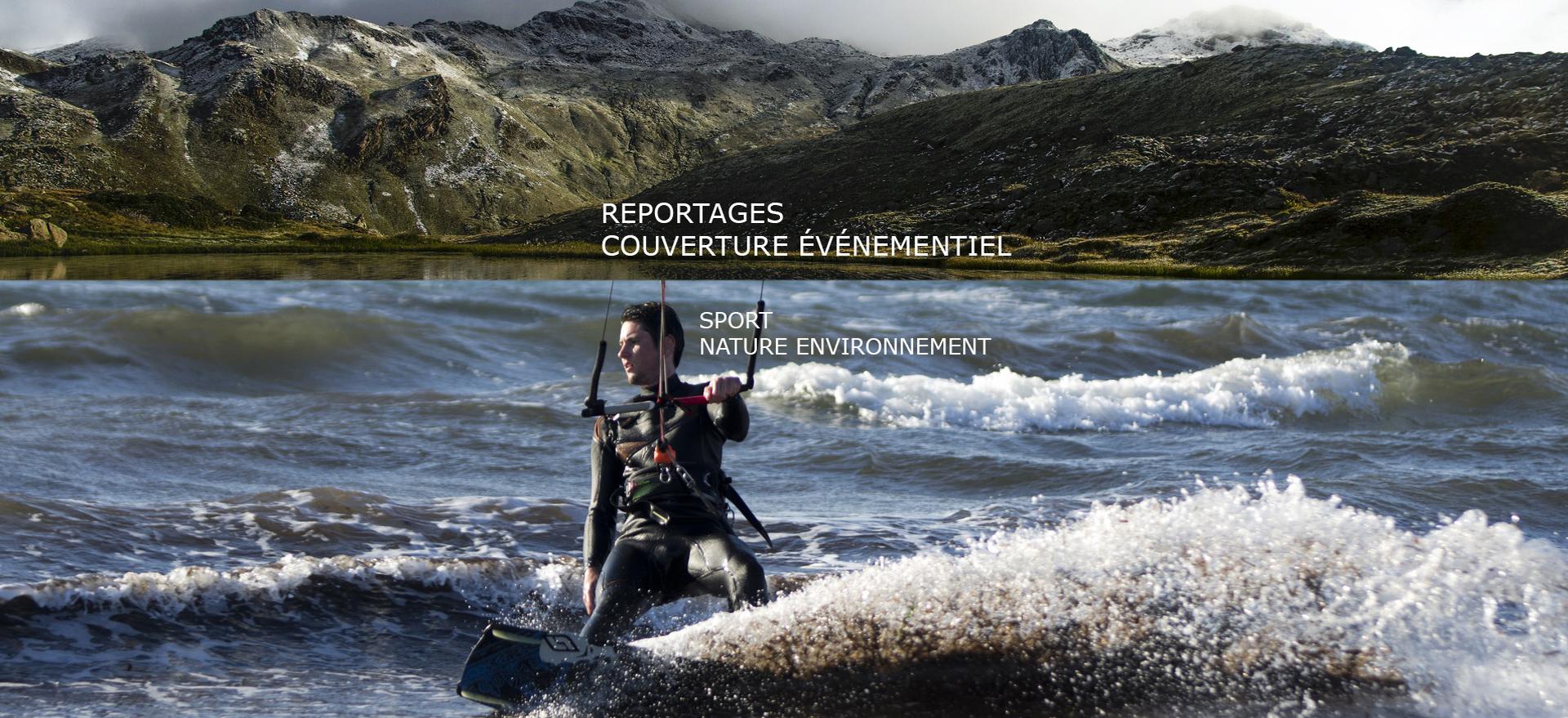 Photographe professionnel vous propose de couvrir - Photographie Sport - Nature - Reportages - Evénementiel