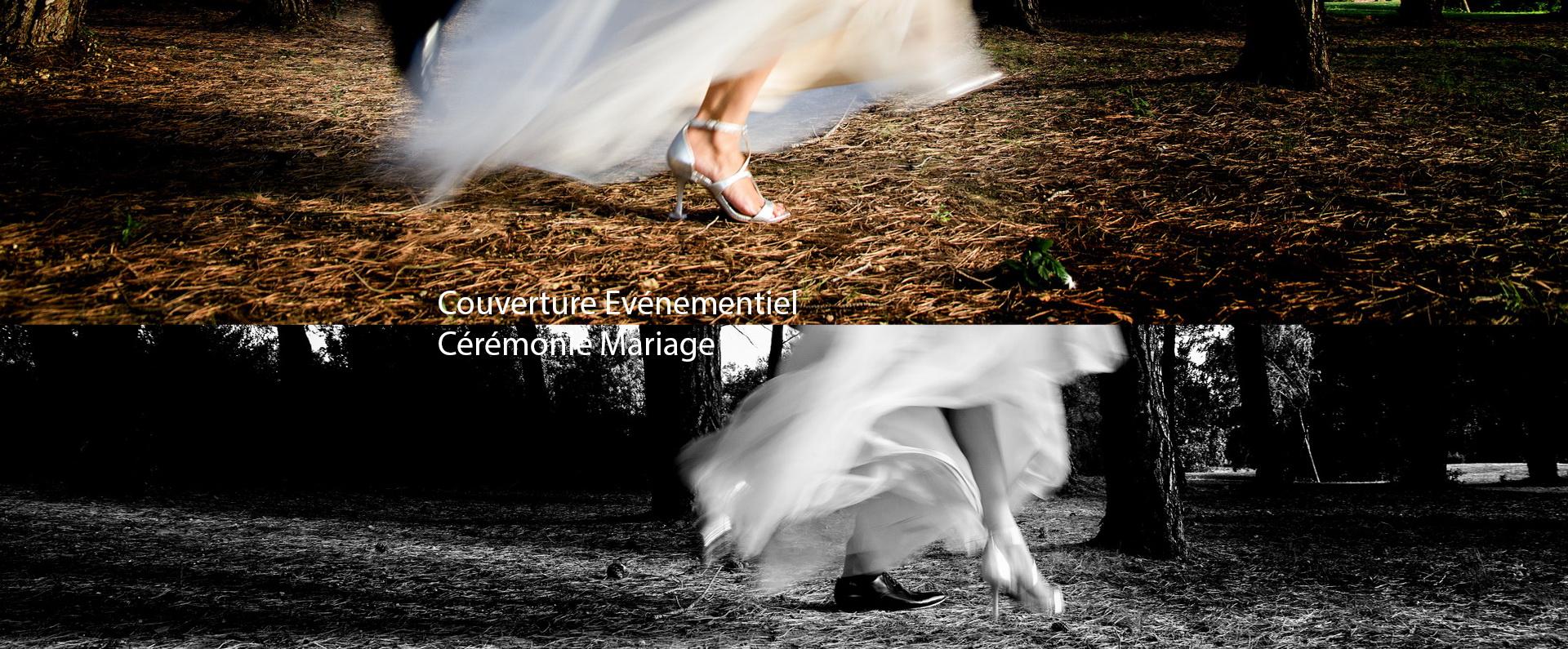 Photographies Cérémonies Mariages - Portraits - événementiels, Photographe professionnel David-Alexandre Vianey, couvre sous reportage, les différentes cérémonies de mariage.